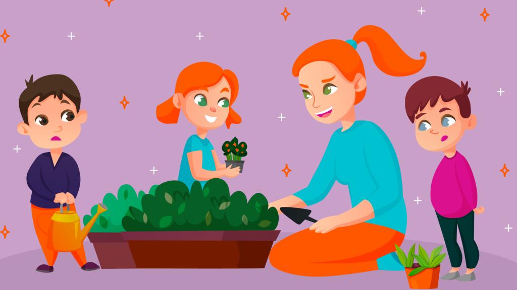 Які добрі справи може зробити дитина?